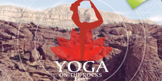 YOGA ON THE ROCKS TOUR