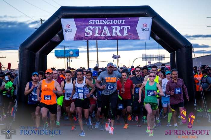 El Paso Marathon Donates Cash And Race Entries To El Paso Youth