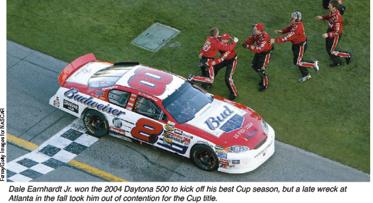 Five set to join the NASCAR Hall of Fame this week in Charlotte