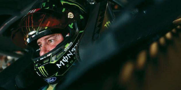 Kurt Busch settles in at Chip Ganassi Racing