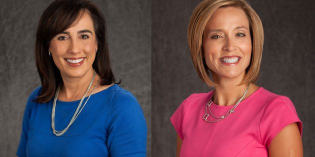 Two Hospitals of Providence CEOs receive national recognition as women leaders