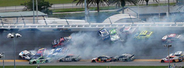 Justin Haley wins at Daytona after weather halts race