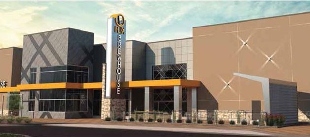 Flix Brewhouse Opens this Week with One-of-a Kind Dine-In, Movie, and Brewpub Experience