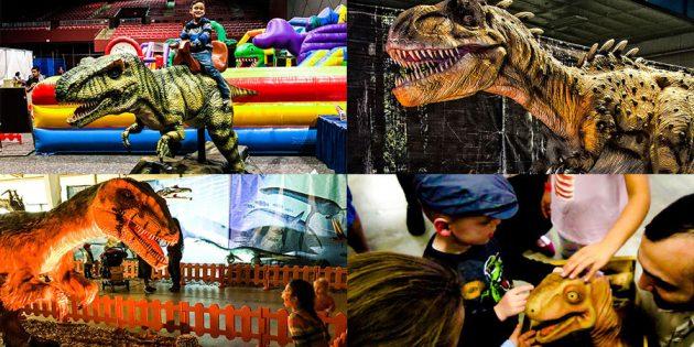 The Ultimate Family Dinosaur Event, Jurassic Tour!!