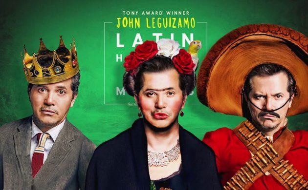 JOHN LEGUIZAMO: LATIN HISTORY FOR MORONS
