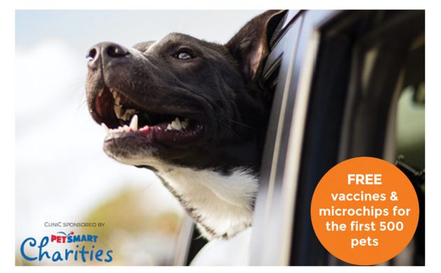 Drive-Thru Clinic to Offer Pets Free Vaccinations and Microchips