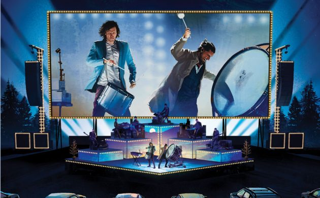 for KING & COUNTRY Heading to the Coliseum for Inspirational Drive-In Concert!
