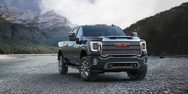 Beauty in this Beast – the 2021 GMC Sierra 2500 Denali