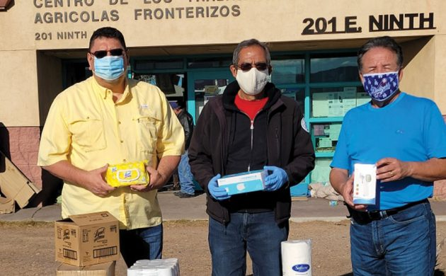 LULAC Council 132 HELPS THE MOST IN NEED