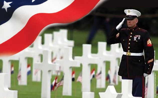 On Memorial Day, enjoy freedoms, family, friends & remember those who sacrificed