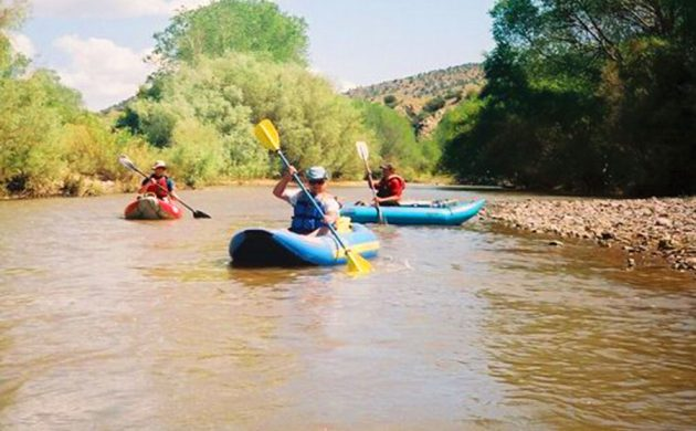 THE 17TH ANNUAL   Gila River Festival (Re)Connect with the River