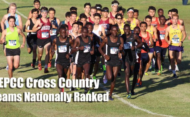 EPCC Cross Country Teams Nationally Ranked