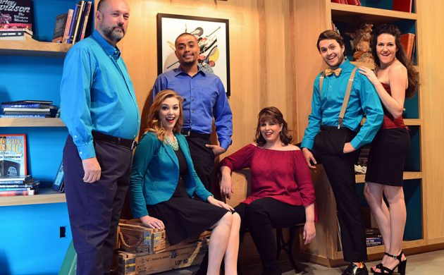 EPCC Theater Regional Premiere of Musical  Closer Than Ever