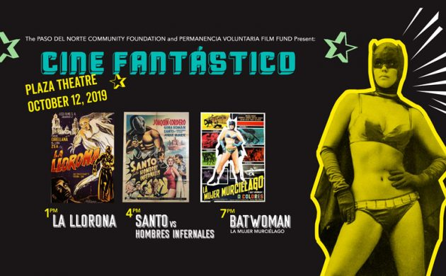 Cine Fantástico returns to the Plaza Theatre with three classic Mexican films during Chalk the Block